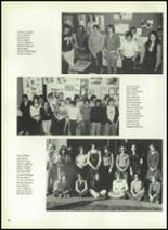 1978 Ledyard High School Yearbook Page 90 & 91