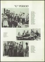 1978 Ledyard High School Yearbook Page 100 & 101