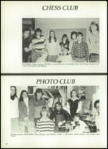 1978 Ledyard High School Yearbook Page 132 & 133
