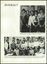 1978 Ledyard High School Yearbook Page 134 & 135