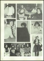 1978 Ledyard High School Yearbook Page 154 & 155