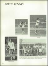 1978 Ledyard High School Yearbook Page 166 & 167