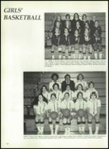 1978 Ledyard High School Yearbook Page 174 & 175