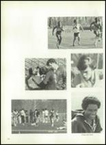 1978 Ledyard High School Yearbook Page 182 & 183