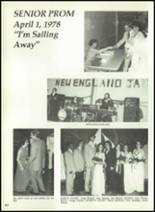 1978 Ledyard High School Yearbook Page 210 & 211