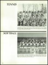 1978 Ledyard High School Yearbook Page 220 & 221