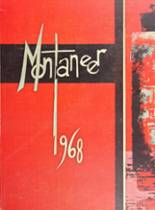 1968 Yearbook Mt. Pleasant High School