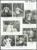 1986 Mountlake Terrace High School Yearbook Page 24 & 25