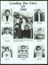 1986 Mountlake Terrace High School Yearbook Page 74 & 75