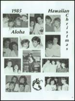 1986 Mountlake Terrace High School Yearbook Page 86 & 87