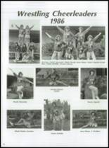 1986 Mountlake Terrace High School Yearbook Page 96 & 97