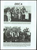 1986 Mountlake Terrace High School Yearbook Page 122 & 123