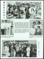1986 Mountlake Terrace High School Yearbook Page 124 & 125