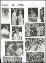 1986 Mountlake Terrace High School Yearbook Page 176 & 177
