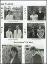 1986 Mountlake Terrace High School Yearbook Page 180 & 181