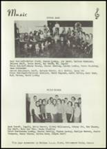 1958 Matfield Green High School Yearbook Page 40 & 41