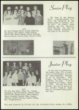 1958 Matfield Green High School Yearbook Page 42 & 43