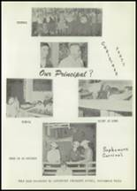 1958 Matfield Green High School Yearbook Page 44 & 45