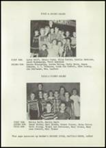 1958 Matfield Green High School Yearbook Page 56 & 57