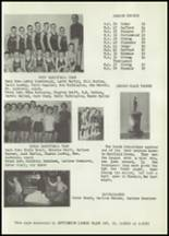 1958 Matfield Green High School Yearbook Page 60 & 61