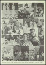 1958 Matfield Green High School Yearbook Page 62 & 63