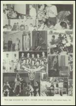1958 Matfield Green High School Yearbook Page 64 & 65