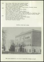 1958 Matfield Green High School Yearbook Page 80 & 81