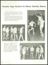 1971 Hanover Central High School Yearbook Page 22 & 23