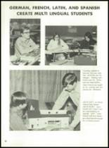 1971 Hanover Central High School Yearbook Page 38 & 39