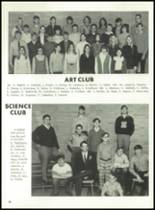 1971 Hanover Central High School Yearbook Page 50 & 51