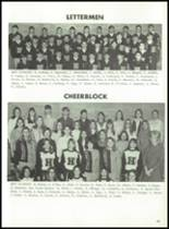 1971 Hanover Central High School Yearbook Page 56 & 57