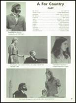 1971 Hanover Central High School Yearbook Page 60 & 61