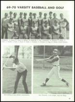 1971 Hanover Central High School Yearbook Page 66 & 67