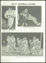 1971 Hanover Central High School Yearbook Page 70 & 71