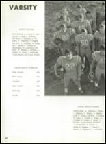 1971 Hanover Central High School Yearbook Page 72 & 73