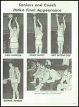 1971 Hanover Central High School Yearbook Page 74 & 75
