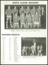 1971 Hanover Central High School Yearbook Page 76 & 77