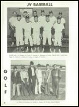 1971 Hanover Central High School Yearbook Page 82 & 83
