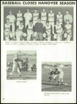 1971 Hanover Central High School Yearbook Page 86 & 87