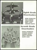 1971 Hanover Central High School Yearbook Page 88 & 89