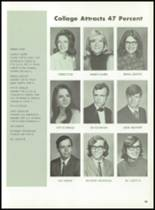 1971 Hanover Central High School Yearbook Page 102 & 103