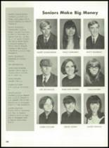 1971 Hanover Central High School Yearbook Page 104 & 105