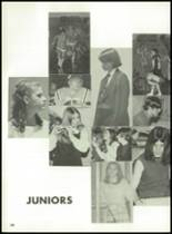 1971 Hanover Central High School Yearbook Page 112 & 113