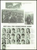 1971 Hanover Central High School Yearbook Page 114 & 115
