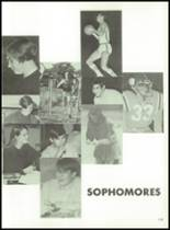 1971 Hanover Central High School Yearbook Page 116 & 117