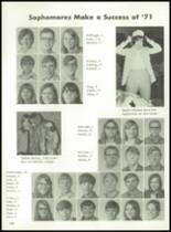 1971 Hanover Central High School Yearbook Page 120 & 121