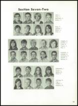 1971 Hanover Central High School Yearbook Page 134 & 135