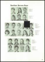 1971 Hanover Central High School Yearbook Page 136 & 137