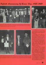 1988 Baird High School Yearbook Page 14 & 15