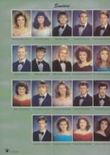 1988 Baird High School Yearbook Page 16 & 17